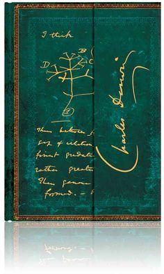 Paperblanks' Darwin, Tree of Life ultra journal.