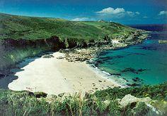 Portheras Cove beach, a hidden gem