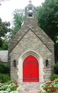 One of my favorite little churches in Gatlinburg. Trinity Episcopal Church, Gatlinburg, TN