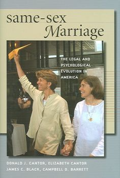 Same-Sex Marriage : The Legal And Psychological Evolution in America  http://library.sjeccd.edu/record=b1136896~S3