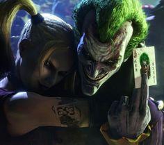 Harley Queen & The Joker