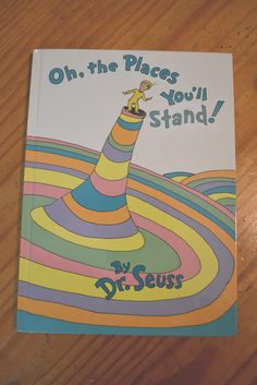 Sherbert Cafe: Oh The Places You'll Stand - writtten for a New Beginnings program, but this is pretty awesome!  You can print the rewrite.