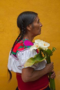 Hermosa mujer mexicana...