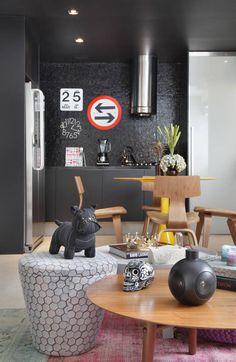 Salas de estar modernas por Studio ro+ca