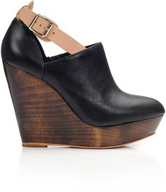 Lily Wedge Bootie