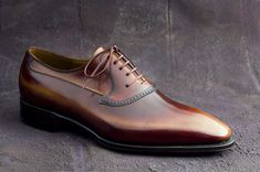 Pierre Corthay lace-up