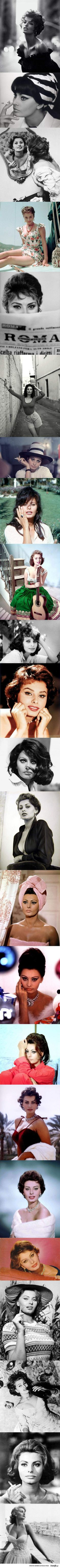Sophia Loren- Ironically enough, I would love to name my daughter Sophia Lorena. Sophia is one of my favorite names & Lorena is my late mother in law. Sophia Loren is a gorgeous piece of work, so it's not a bad legendary name to live up to ;)