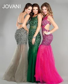 Jovani 171100 ~ Available during our Jovani trunk show in January