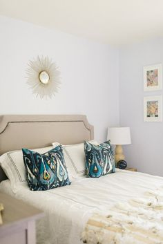 A Bedroom Makeover With Target | theglitterguide.com