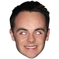 Ant McPartlin Face Mask – Modo Creations