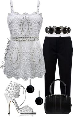 """Untitled #615"" by mzmamie ❤ liked on Polyvore"