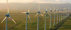 Brasil sobe cinco posições em ranking mundial de energia eólica