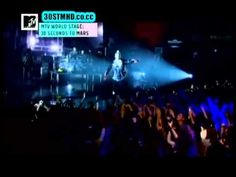 30 Seconds To Mars MTV World Stage Mexico 2010 FULL SHOW 480p