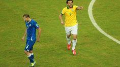 Brazil 4 x 2 Italy