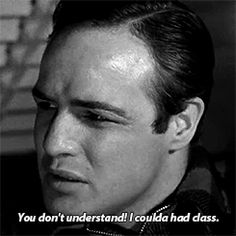 Marlon. Could have had class