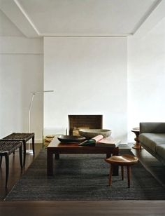 10 Favorites: Minimalist Fireplaces from Members of the Remodelista Architect/Designer Directory - Remodelista