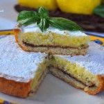 Torta+limone+e+basilico