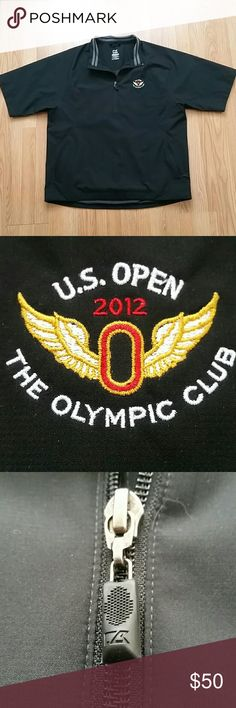 Olympic Club 2012 U.S. Open Golf Rain Jacket From Cutter & Buck - Size 2XL Cutter & Buck Jackets & Coats Performance Jackets