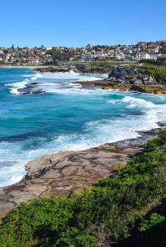 The Bondi to Bronte Coastal Walk - Bondi Beach, Australia