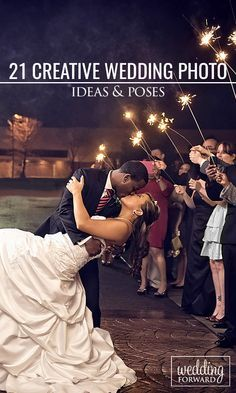 Creative #wedding photo ideas and poses are sure to make your wedding album breathtaking. See more: http://www.weddingforward.com/creative-wedding-photo-ideas-poses/ (Source: brianmullinsphotography.com) #weddingphotography