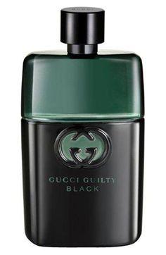 Gucci 'Guilty Black pour Homme' Eau de Toilette available at #Nordstrom