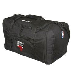 Concept One Chicago Bulls Roadblock Duffel by Concept 1. $40.92. Officially Licensed. Team Logo and Colors. Show Off Your Team Pride. Makes a Great Gift. Carry your gear to the gym, work, or school in the Concept One® Roadblock duffel. Made of 600 denier nylon, this duffel features a large main compartment and multi-pocket organization. The NBA team logo is  embroidered on the front pocket.. Save 18% Off!