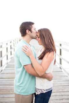 Maryland and Virginia Engagement Photographer | Yorktown Beach Engagement Session | Anna Grace Photography