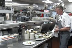 """Text: James Beard Award-Winning chef Tim McKee tells us what #creativity means to him. Our favorite quote: """"Our art lasts three minutes, then it's a messy plate."""" #chef #creativity #kitchen #JamesBeard"""