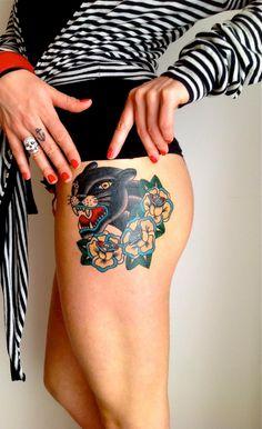 Rachele Arpini Soulside Tattoo Rome, Italy. (Placement)
