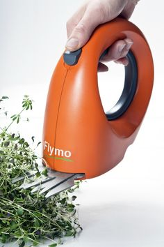 Flymo Lightweight cordless Trimmer and Clipper on Industrial Design Served