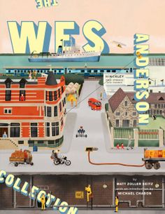 The Wes Anderson Collection book.