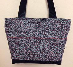 Beautiful handcrafted bag at Get Pinned!