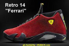 e7279be861a air jordan 14 red suede rd thumb Air Jordan Release Dates