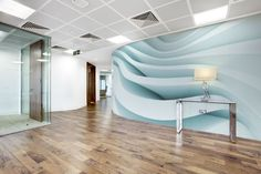 Wall Mural Ideas for Corporate Offices | Eazywallz