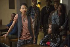 'Dear White People' Actress Logan Browning Gets Real On Privilege, Stereotypes & Navigating Her Darkest Moments