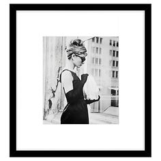Buy Getty Images Gallery Lunch On Fifth Avenue Framed H49 x W57cm Online at johnlewis.com