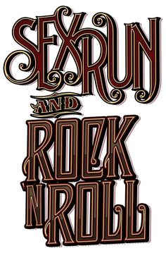 Sex Run and Rock`NRoll by Bullet Bacalzo