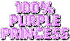 Purple Love, All Things Purple, Beautiful Gif, Percents, For Facebook, Pretty And Cute, Little Sisters, Favorite Color, Addiction