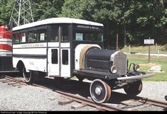 ☆MG☆ M&E Railbus 10 was constructed in June 1918 for the M&E.  Railroad…