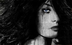 View LOUI JOVER's Artwork on Saatchi Art. Find art for sale at great prices from artists including Paintings, Photography, Sculpture, and Prints by Top Emerging Artists like LOUI JOVER. Street Art, Portraits, Ink Art, Face Art, Cool Drawings, Art Pictures, Collage Art, In This World, Amazing Art