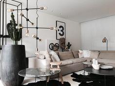 Arch. Martin Frank Studios, Living Room, Exterior Design, Lightning, Table, Arch, Inspiration, Furniture, Home Decor