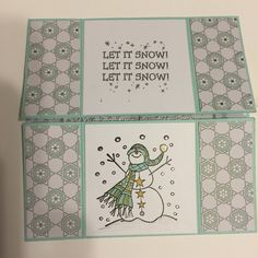 Christmas 2015 Never-ending Card - Side 4