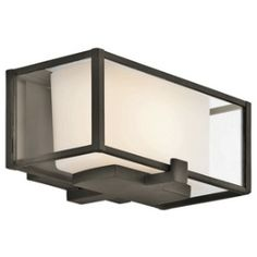 Isola - One Light Wall Sconce by Kichler Lighting : 42827OZ : 1STOPCanadaLighting.com