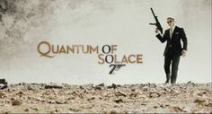 Quantum Of Solace (2008) - A Review