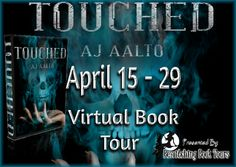 Fangtastic Books: Interview and Excerpt with A.J. Aolto Author of Touched