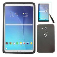 d89b00ab1 Capa Borracha Silicone Tablet Samsung Galaxy Tab E 9.6