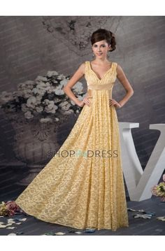 yellow dress #yellow #dress #prom #fashion #elegant