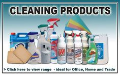 Get all the cleaning products you could need from Directa. Ideal for Office, Home and Trade! www.directa.co.uk
