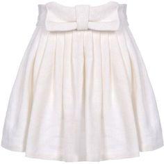 MARTA FERRI Mini skirt ($860) ❤ liked on Polyvore