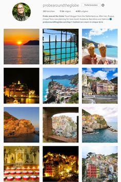 Instagram Probe around the Globe Travel Blog